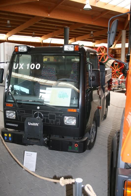Ux100 Unimog Page 2 Mercedes Benz Forum
