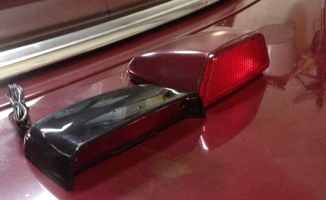 For 1986-1989 Mercedes 560SL Tail Light Lens Left 33298CQ 1987 1988