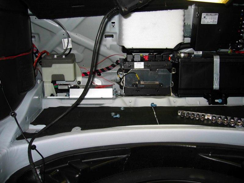 D Rear Camera Trunk Closer Retrofitted Pics Img