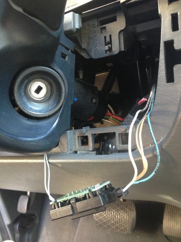 1999 mercedes ml320 immobilizer ignition question for Mercedes benz complaints procedure