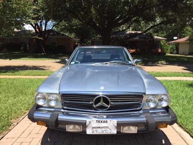 Selling my 560sl help preview ad mercedes benz forum for Sell my mercedes benz