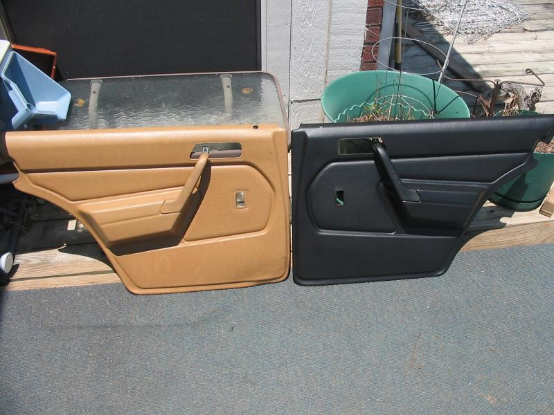 Mercedes Benz Quebec >> Door Panel Solution? - Mercedes-Benz Forum