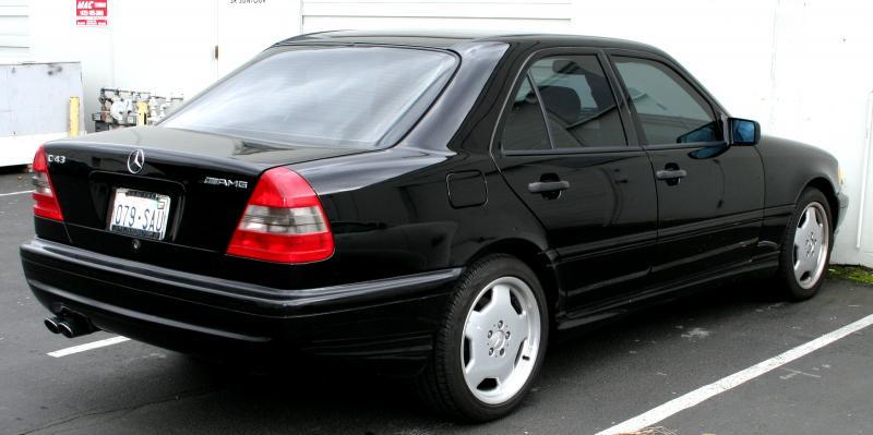 Premium Trade Cars >> FS: 1999 C-43 AMG Black on Black - Mercedes-Benz Forum