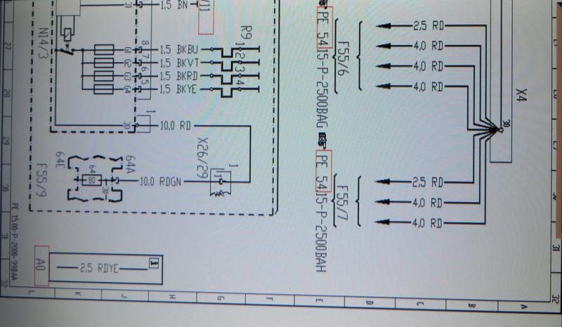 starter motor wiring diagram - Mercedes-Benz Forum