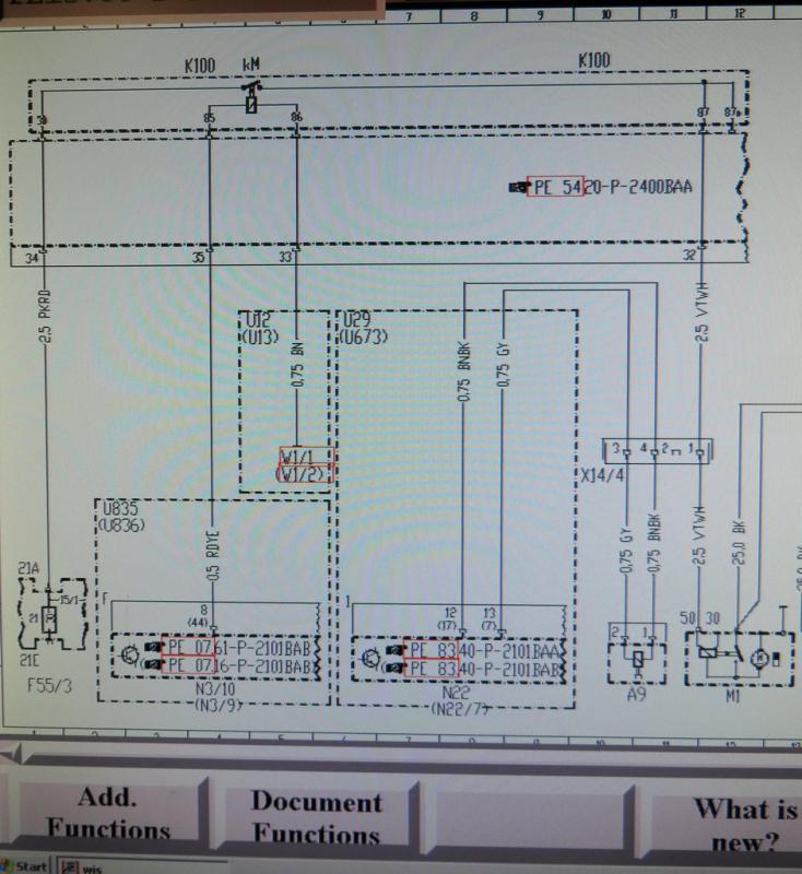 Starter Motor Wiring Diagram Mercedes Benz Forum