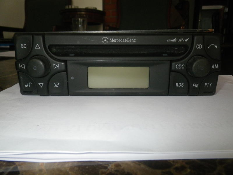 Japan Spec R129 Stereo Head Unit Replacement - Help - Page 2