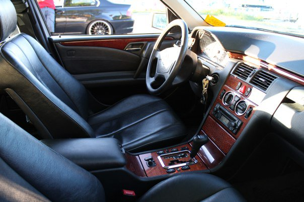 Mercedes W210 E200 Cdi New Member Mercedes Benz Forum