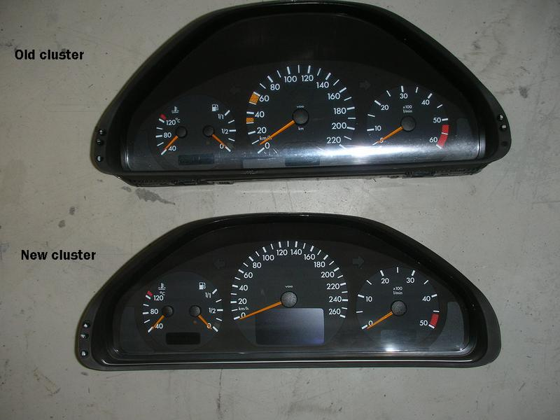 w210 instrument cluster upgrade wiring diagrams mercedes benz click image for larger version instrument clusters jpg views 5078 size