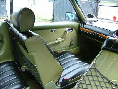Coupe interior. - Mercedes-Benz Forum