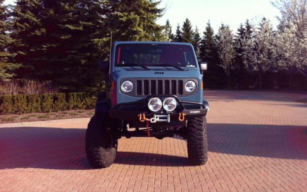 Mopar Jeep Parts >> OT - Mopar unveils available Portal axles - Mercedes-Benz ...