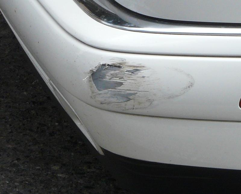 Bumper Paint Damage Repair Mercedes Benz Forum