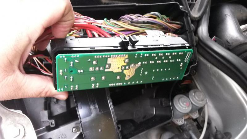 Secondary Air Injection Pump Relay Mercedes Benz Forum