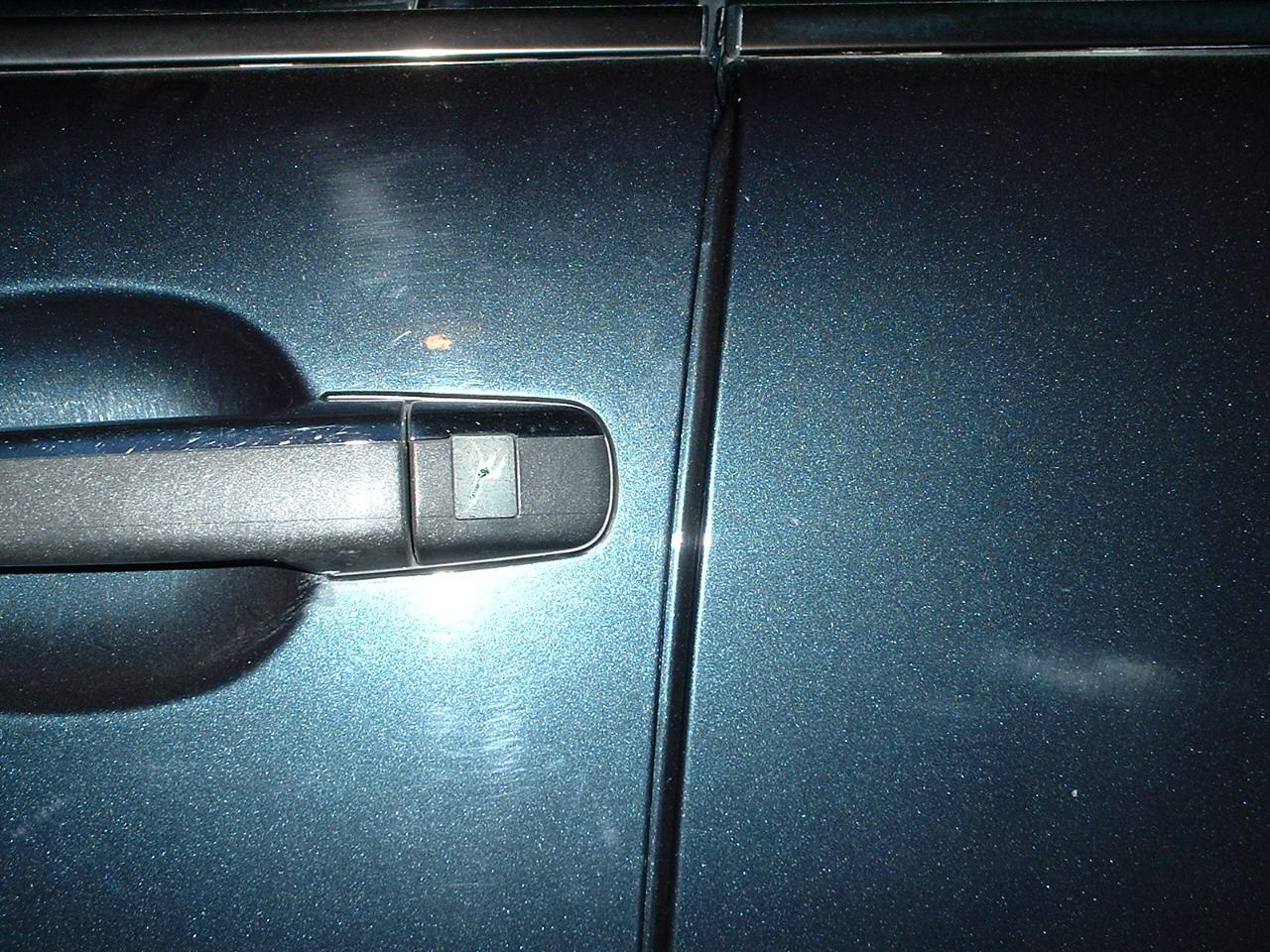 Broken Sensor In Driver Door Handle Mercedes Benz Forum
