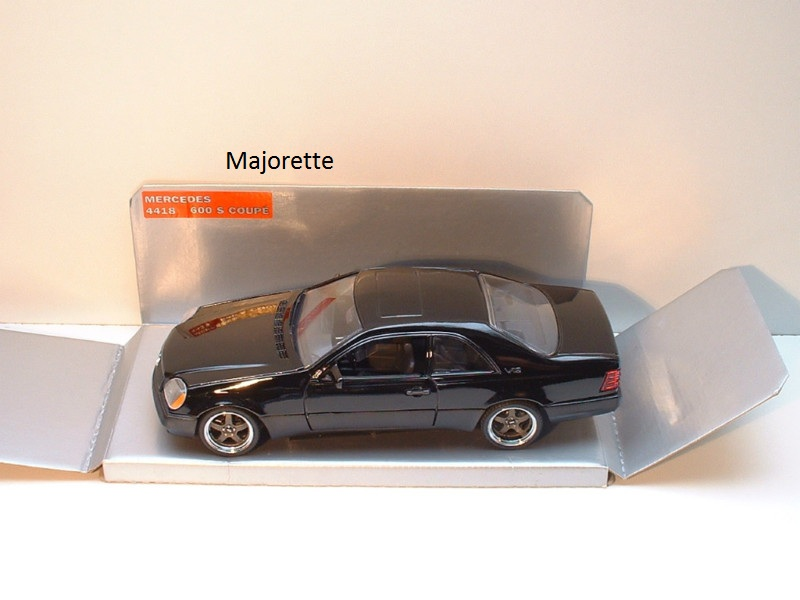 W140 1 18 Scale Model Page 2 Mercedes Benz Forum