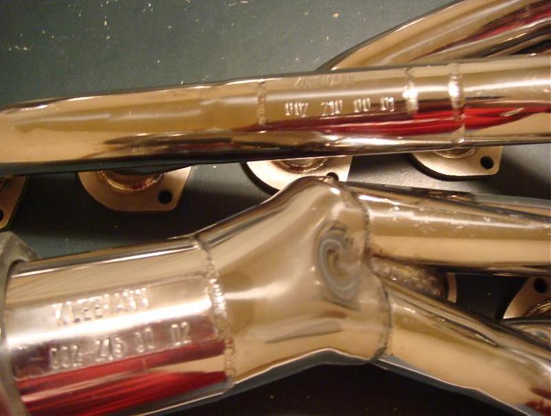 F/S Kleemann Tubular header, Down pipe & ECU - Mercedes-Benz Forum