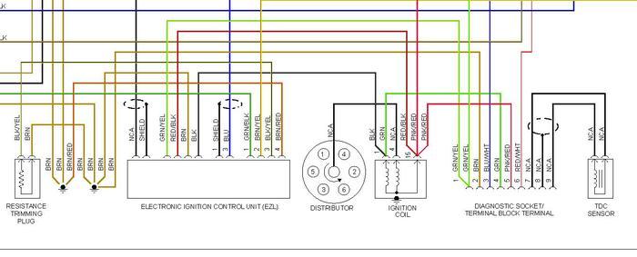 Ignition Switch Wiring Diagram Mercedes Benz Forum