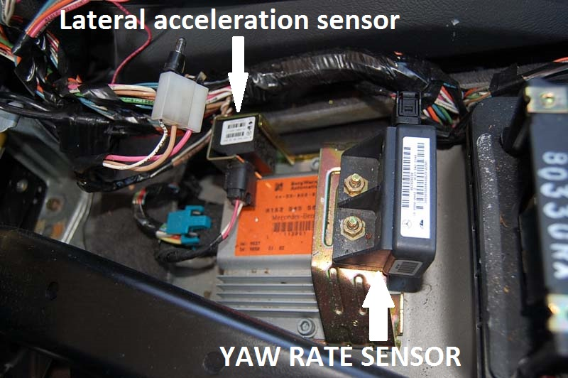yaw rate sensor top car release 2020 top car release 2020