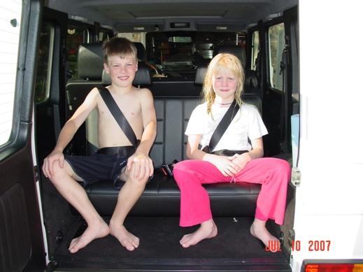 little passenger seats for mercedes benz gelndewagen photo 2jpg