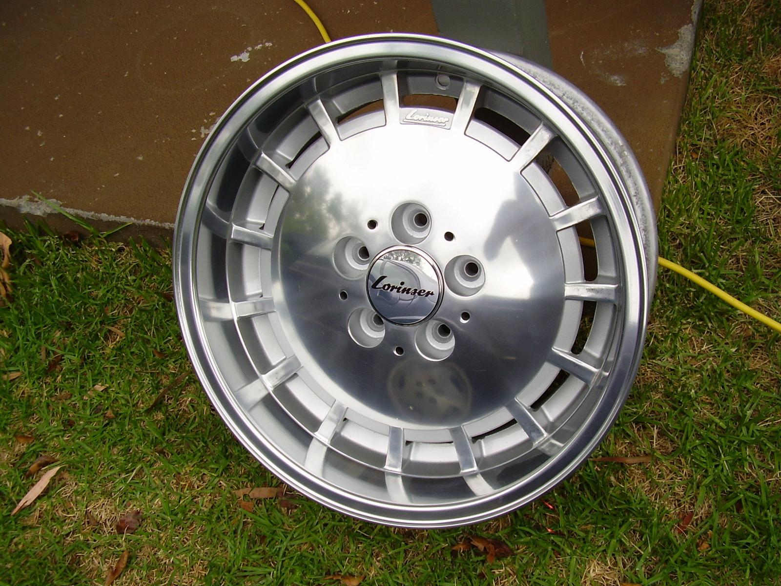 Discount Tire Direct >> What model are these Lorinser rims? - Mercedes-Benz Forum