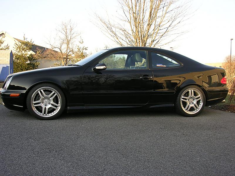 Mercedes Clk  Amg For Sale
