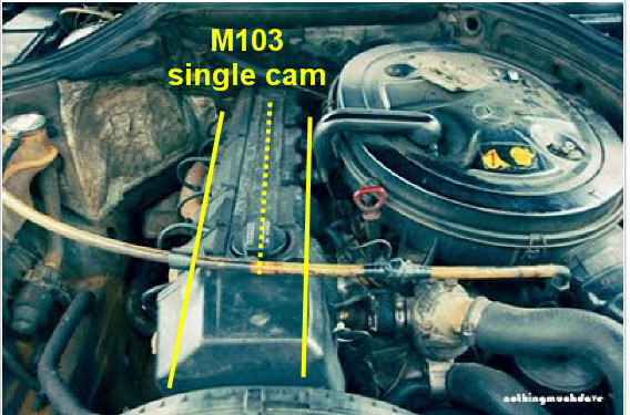 question about engines - Page 2 - Mercedes-Benz Forum