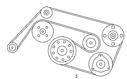 Nissan Rogue Serpentine Belt Diagram likewise Mercedes 560SL Fuel Pump Relay Location as well 1987 Mercedes 300E Belt Replacement furthermore 2012 VW Jetta Map Sensor Location together with 1995 Mercedes E320 Engine Oil Filter. on mercedes e320 serpentine belt routing