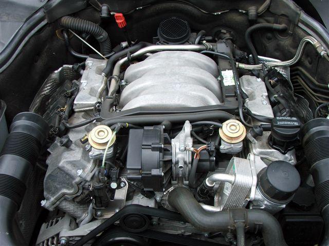 99-05 MERCEDES BENZ E320/C320/ML320/4MATIC/M112 3.2 ENGINE  ...