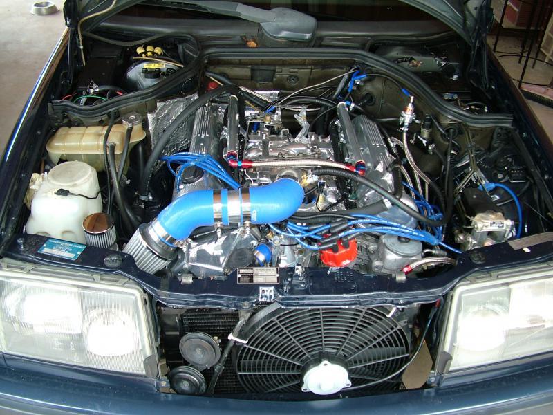 M117 Custom Intake Manifold Mercedes Benz Forum