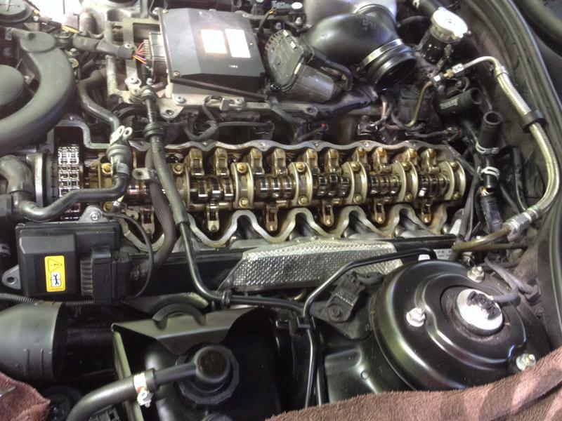 V12 Noise Help | Mercedes-Benz Forum