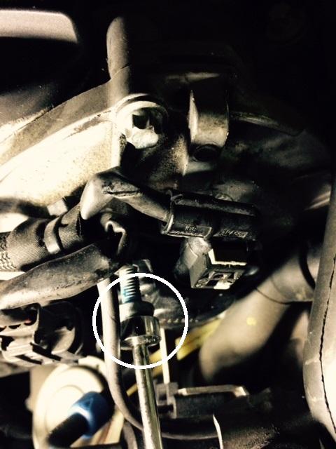 Camshaft position sensor solenoid magnet DIY - Mercedes-Benz Forum