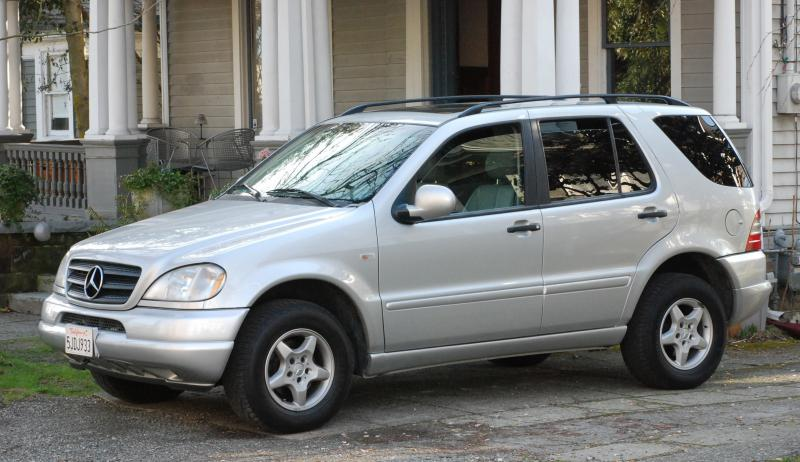Ml320 mercedes 2000