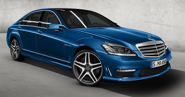 Mercedes C63 AMG Black Series Available in Wild 'Solar Beam' Paint Scheme-mauritius-blue-baby.jpg