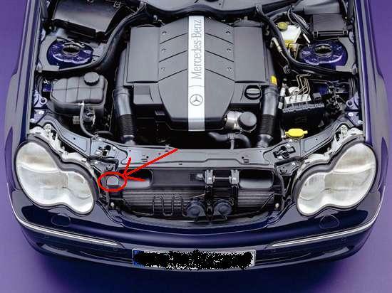 air con recharge - Mercedes-Benz Forum