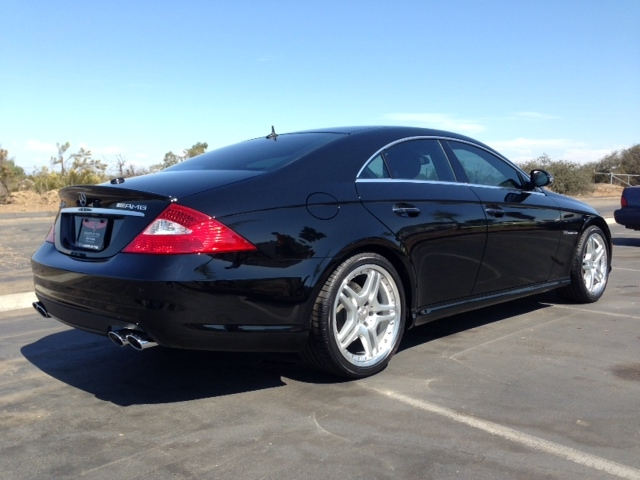2006 mercedes benz cls55 amg 2 mercedes benz forum for 2006 mercedes benz cls55 amg