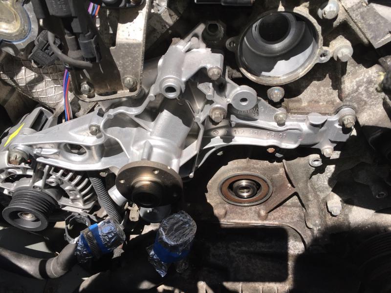 Coolant Temp Sensor Corrosion Mercedes Benz Forum