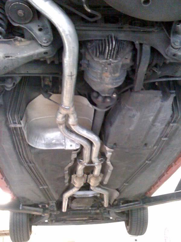 How To Replace Catalytic Converter >> 1997 Mercedes Benz E420 Rattles - Mercedes-Benz Forum