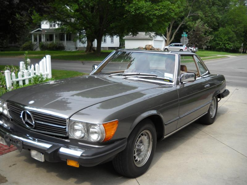 New to me 380sl advice on repair manual mercedes benz forum for Mercedes benz repair forum