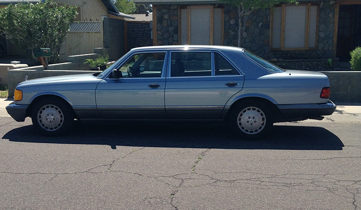 1988 mercedes 420sel mercedes benz forum for 1988 mercedes benz 420sel for sale