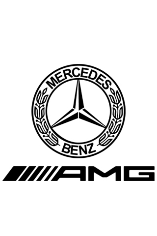 Amg Logo Wallpaper For Iphone 5 Shareimages Co