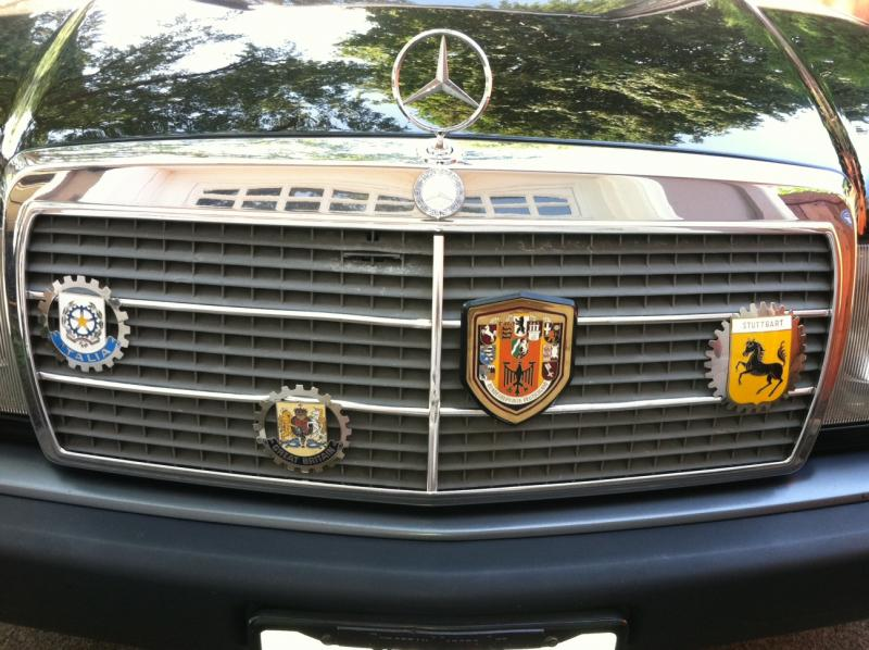 Fs Grill Badges Mercedes Benz Forum