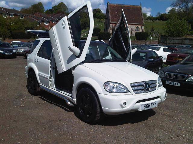 Autotrader Co Uk >> Lambo doors ML55 - Mercedes-Benz Forum