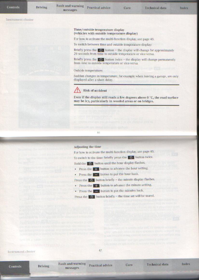 Mercedes Wiring Diagrams Technical Schematics Etc Benz Forum C180 Click Image For Larger Version Name Merc Instrument Cluster5 Views 6410 Size