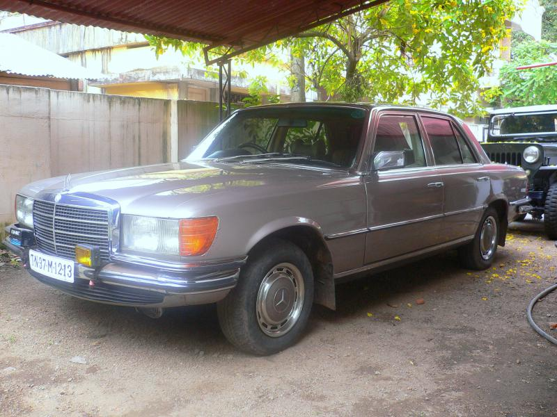 Old Benz Car For Sale In Kerala