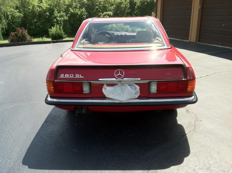 Feeler: 1985 Mercedes 280sl Euro-merc6.jpg