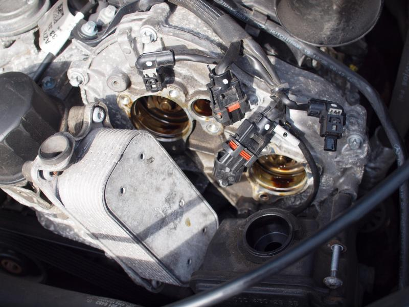 P0300 & P0303 Cyl mis-fire coupled with Camshaft errors