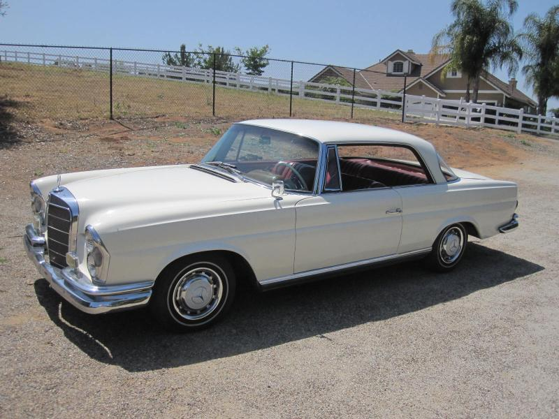 1962 220se coupe w 4 speed 17500 mercedes benz forum for Looking for mercedes benz for sale