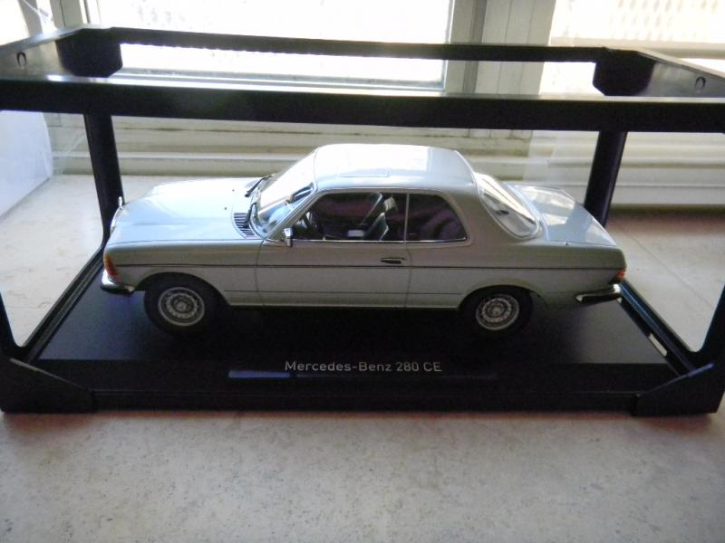 For sale mercedes benz 280ce w123 car model by norev for Mercedes benz 300cd for sale