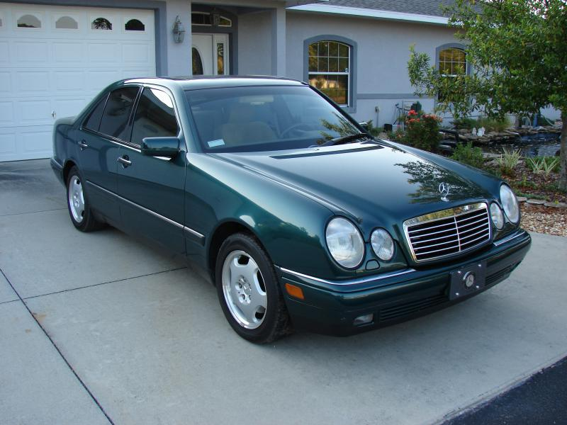 What Size Tires Are On My Car >> 1997 E420 45K miles none finer!! FL. - Mercedes-Benz Forum