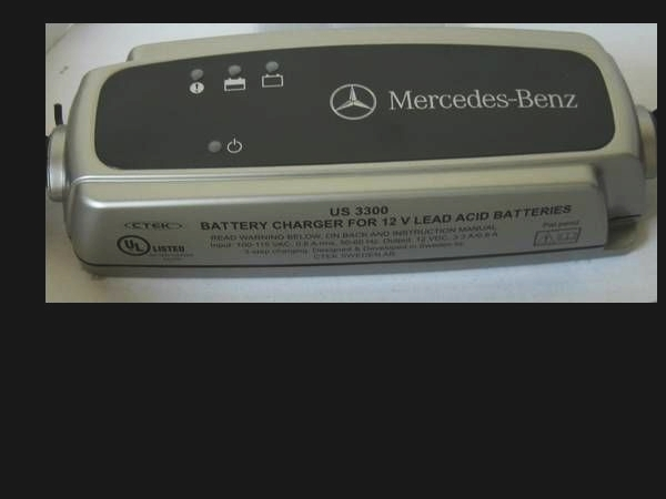 Click Image For Larger Version Name Mercedes Battery Charger Jpg Views 2272 Size