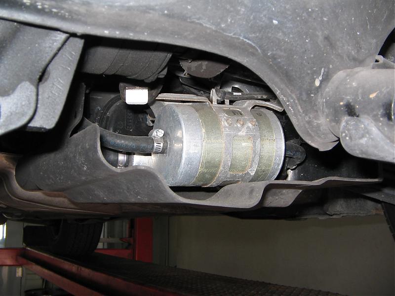 shaky start; fuel filter replacement | mercedes-benz forum  benzworld.org